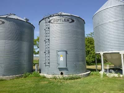 Butler Grain Bins