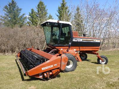 All Hesston Mower Conditioners / Windrowers for Sale | CEG