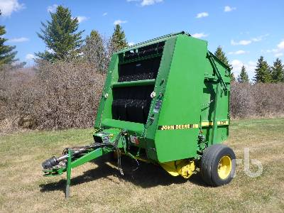 John Deere Round Baler For Sale | IronPlanet