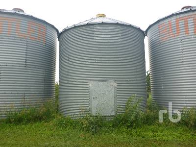 Westeel-Rosco Grain Bin For Sale   IronPlanet
