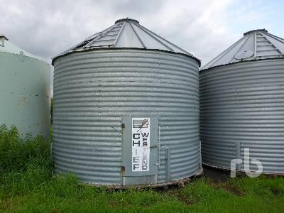 Grain Bin For Sale   IronPlanet