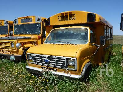 Ford Bus For Sale | IronPlanet