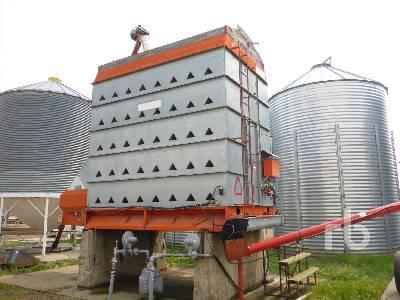 Korntørringsanlæg