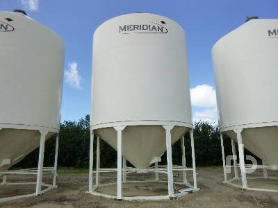 Grain Bins For Sale | IronPlanet