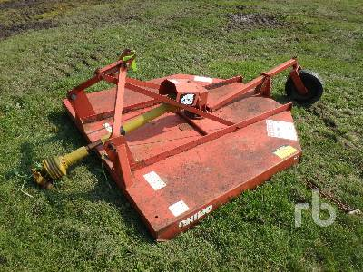 RHINO SE5 5 Ft Rotary Mower Lot #12 | Ritchie Bros  Auctioneers