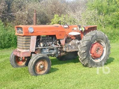Massey Ferguson MF 435 2WD Tractor Specs & Dimensions :: RitchieSpecs