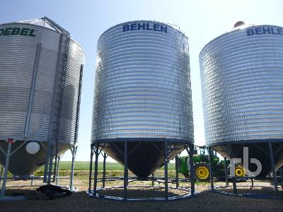 Grain Bins For Sale | IronPlanet