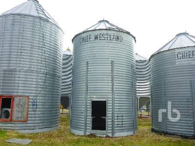 Chief Westland Grain Bins For Sale | IronPlanet