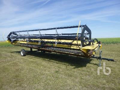 Used Combine Headers For Sale   IronPlanet