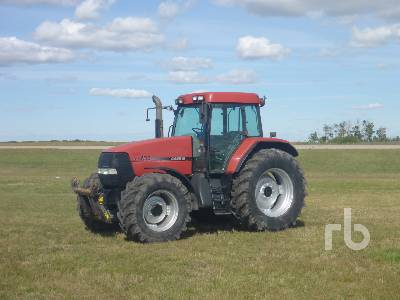 1998 CASE IH MX135 MFWD Tractor