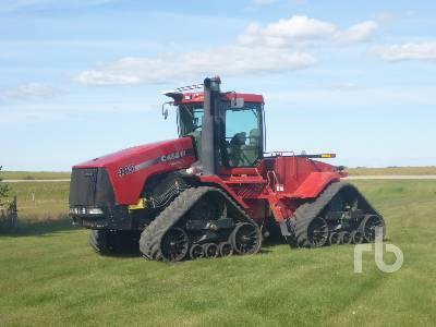 2009 CASE IH 485 Quadtrac Track Tractor