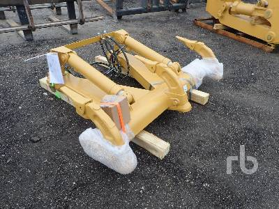 Unused 2019 BEDROCK Multi Shank Crawler Tractor Ripper