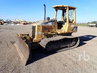 2005 CATERPILLAR D3G LGP Crawler Tractor