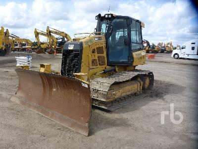 2015 CATERPILLAR D5K2 LGP Crawler Tractor