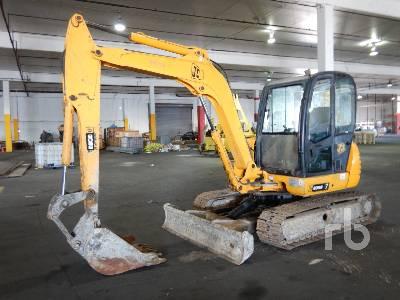 2006 JCB 8052 Midi Excavator (5 - 9.9 Tons)