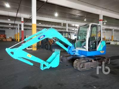IHI 60N Midi Excavator (5 - 9.9 Tons)