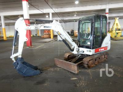 2003 BOBCAT 331D Mini Excavator (1 - 4.9 Tons)