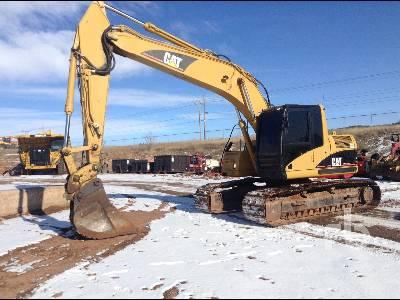 2006 CATERPILLAR 320CLRR Hydraulic Excavator