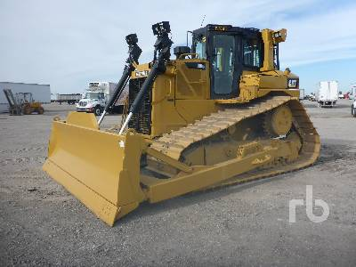 CATERPILLAR D6T LGP Crawler Tractor