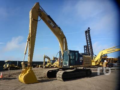 2017 CATERPILLAR 336FL Long Reach Hydraulic Excavator