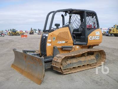 2018 CASE 650M WT LOW METER HOURS Crawler Tractor
