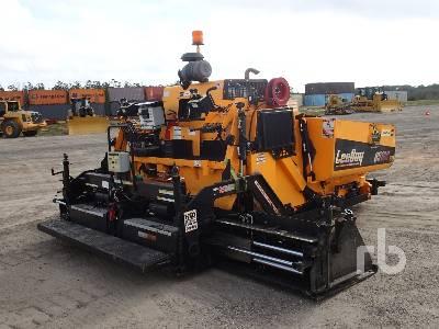2016 LEE-BOY 8510C Crawler Asphalt Paver