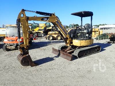 2008 CATERPILLAR 303.5CCR Mini Excavator (1 - 4.9 Tons)