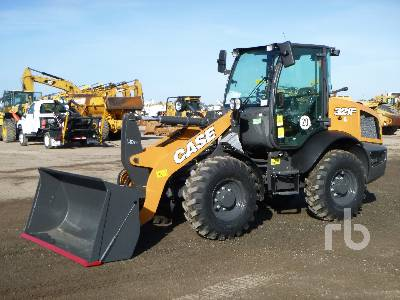 Unused 2019 CASE 321F Wheel Loader