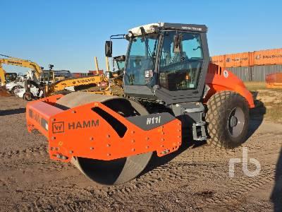 Unused 2019 HAMM H11I Vibratory Roller