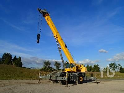 2005 GROVE RT875E 75 Ton 4x4x4 Rough Terrain Crane
