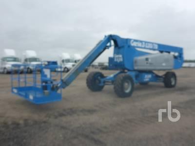 2008 GENIE Z135/70 4x4x4 Articulated Boom Lift