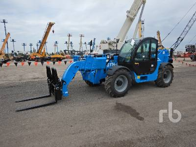Unused 2019 GENIE GTH4018 8800 Lb 4x4x4 Telescopic Forklift