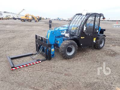 Unused 2019 GENIE GTH2506 5500 Lb 4x4x4 Telescopic Forklift