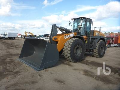 2018 CASE 1121G Wheel Loader
