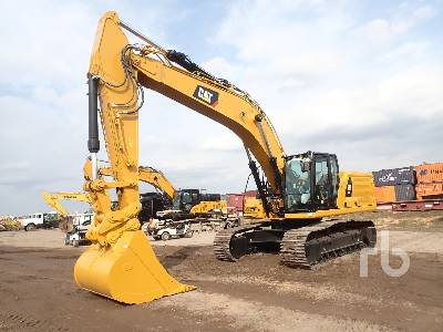 Unused 2018 CATERPILLAR 336NG Hydraulic Excavator