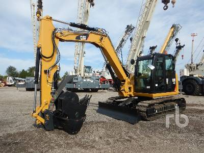 2017 CATERPILLAR 308E2CR Midi Excavator (5 - 9.9 Tons)