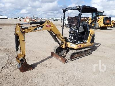 2005 CATERPILLAR 301.8 Mini Excavator (1 - 4.9 Tons)