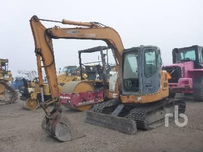 2005 CASE CX75SR Midi Excavator (5 - 9.9 Tons)
