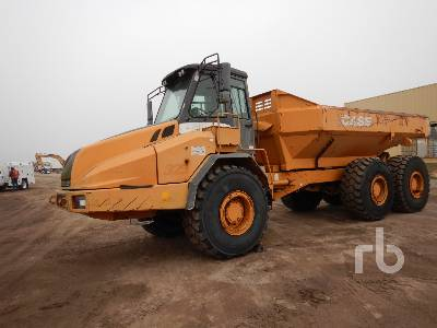 2003 CASE 325 6x6 Articulated Dump Truck