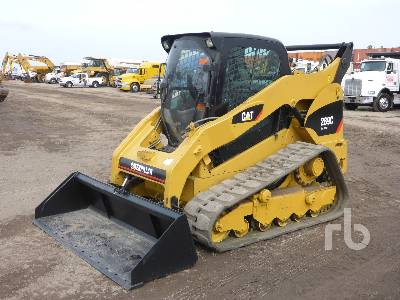 2010 CATERPILLAR 289C Compact Track Loader