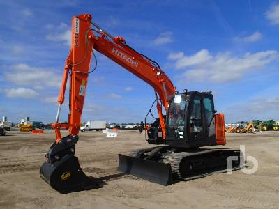 Unused 2019 HITACHI ZX135US-6 Hydraulic Excavator