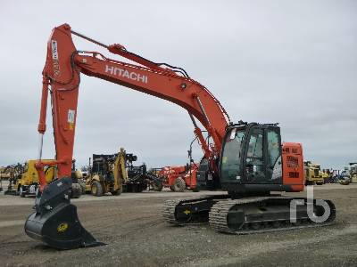 Unused 2019 HITACHI ZX225USLC-6 Hydraulic Excavator
