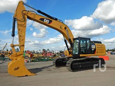 Unused 2018 CATERPILLAR 336FL Hydraulic Excavator