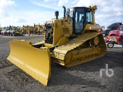 2018 CATERPILLAR D6N LGP Crawler Tractor