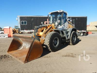2014 LIEBHERR L538 Wheel Loader