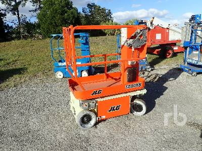2007 JLG 1230ES Electric Personnel Boom Lift