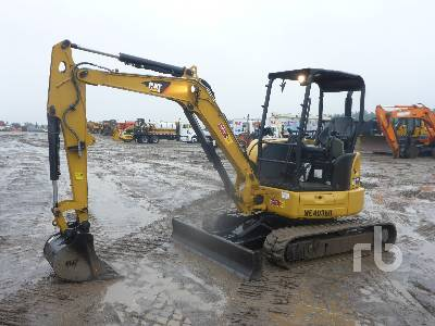 2018 CATERPILLAR 304E2CR Mini Excavator (1 - 4.9 Tons)