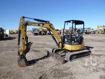 2014 CATERPILLAR 304ECR Mini Excavator (1 - 4.9 Tons)