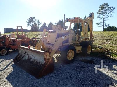 1992 CATERPILLAR 446 4x4 Loader Backhoe Parts/Stationary Construction-Other