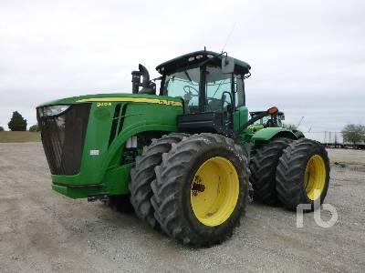 2015 JOHN DEERE 9410R 4WD Tractor